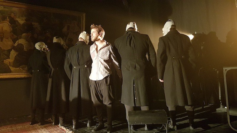 Театр Леси Украинки (ул. Городоцкая, 36)