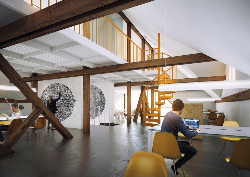 Jam Factory Art Center