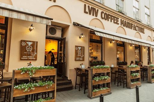 Lviv Coffee Manufactory